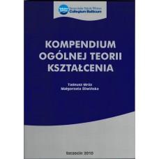 Kompendium ogólnej teorii kształcenia